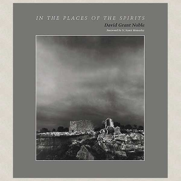 Book cover: In the Place of the Spirit