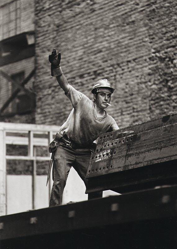 Mohawk Steelworkers